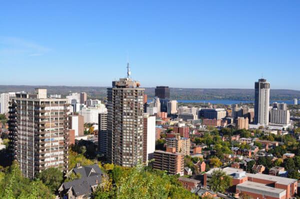 HAMILTON – Retrofitting of Social Housing