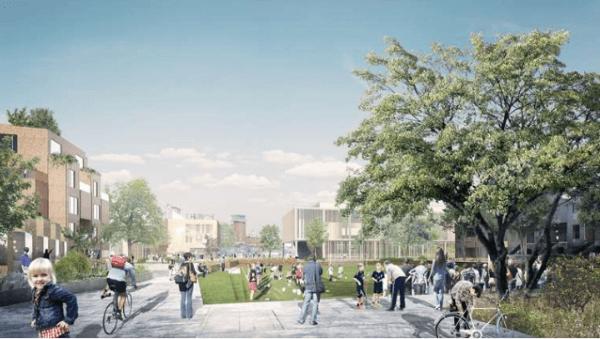 BÆRUM – Digital Interaction & Zero Emission Society